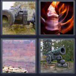 4 fotos 1 palabra bombarda guerra bomba