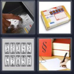 soluciones 4 fotos 1 palabra 6 letras