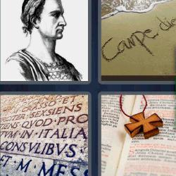 4 fotos 1 palabra carpe diem