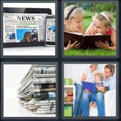4 fotos 1 palabra news revistas