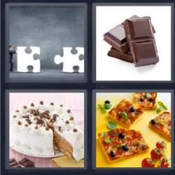 4 fotos 1 palabra puzzle pizza