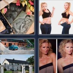 4 fotos 1 palabra fotos antes y después