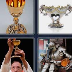 4 fotos 1 palabra copa trofeo