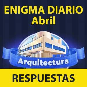 Enigma Diario Abril